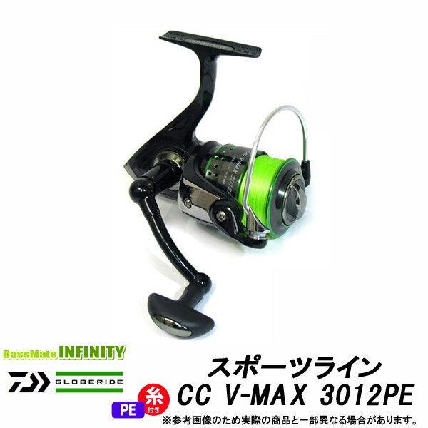 フィッシング, リール () SPORTLINE CC V-MAX 3012PE(1.5-130m)