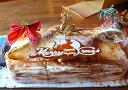 クリスマスケーキ☆極上!チーズクリームのミルクレープ「チッチケーキ」Sサイズ・プレーン☆
