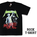 ロックTシャツ 半袖 Metallica Tシャツ メタリカ バンドTシャツ メンズ レディース ロックT バンドT バンT ロゴ 衣装 ロゴT ダンス ミュージック ファッション ROCK ブラック 黒 コットン 綿 100% 春夏 夏物 おしゃれ