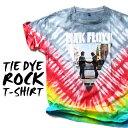 ロックTシャツ 半袖 Pink Floyd たいだい柄 tシャツ ピンク・フロイド バンドTシャツ メンズ レディース ロックT バンドT バンT ロゴ バンド ロゴT ダンス ミュージック ファッション ROCK ブラック ホワイト 黒 ヘヴィメタ コットン 綿 100% 春夏 夏物 おしゃれ