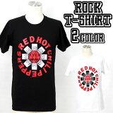 ロックTシャツ 半袖 Red Hot Chili Peppers Tシャツ レッドホットチリペッパーズ バンドTシャツ レッチリ Asterisk メンズ レディース ロックT バンドT バンT ロゴ 衣装 ロゴT ダンス ミュージック ファッション ROCK ブラック ホワイト 黒 白 コットン 春夏 おしゃれ