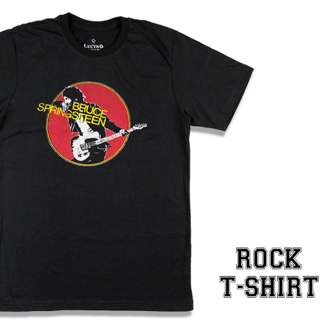 トップス, Tシャツ・カットソー T Bruce Springsteen T T T T T T ROCK 100