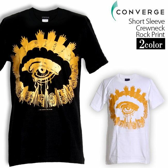 トップス, Tシャツ・カットソー CONVERGE T T T T T T M L XL T