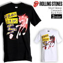 ロックTシャツ 半袖 The Rolling Stones Tシャツ ...