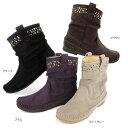 No.478259 クロールバリエ スタッズ ショートブーツ (レディース ファッション 女性用 ブーティー ブーティ ショートブーツ ブーツ 靴 おしゃれ かわいい ショート ぶーティー 婦人靴 通販 楽天 防寒 寒さ対策 10P03Dec16