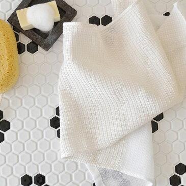 ボディタオル「綿麻こりこりタオル」T-BOX[FD-600]【日本製 天然素材 国産 浴用タオル ボディウォッシュ 高品質 肌にやさしい ギフト 今治産 プチギフト 箱入り 1枚】
