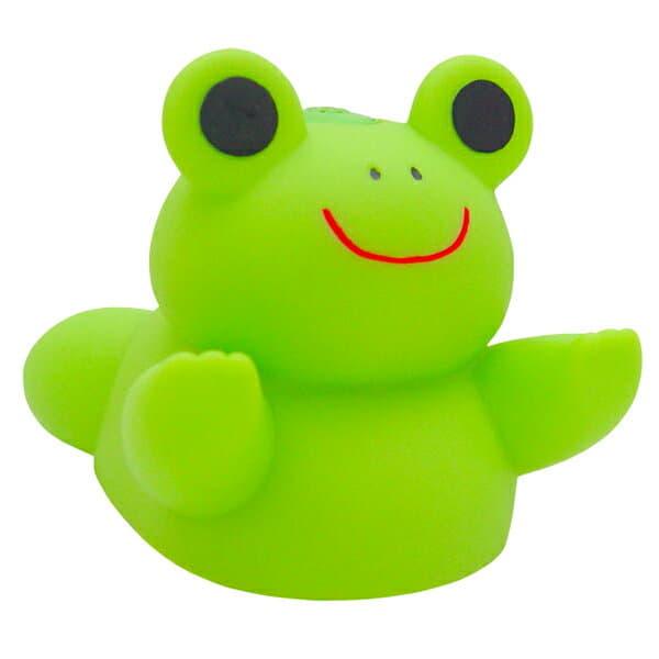 バストイ おもちゃ 光る カエル