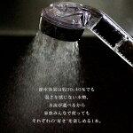 シャワーヘッド「Newハイパーフリオン」