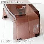 バスチェアー20H&洗面器「カラリ」2点セット(HG)