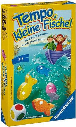 ファミリートイ・ゲーム, ボードゲーム 85P3 (Tempo. Kleine Fische!)