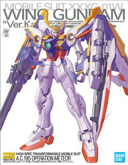 プラモデル・模型, ロボット 85P31100 MG XXXG-01W (Ver.Ka) W(PM)