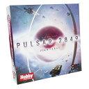 パルサー2849 日本語版 (Pulsar 2849) ボードゲーム