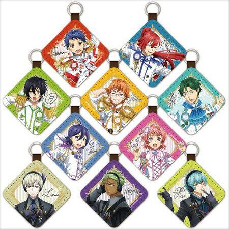 KING OF PRISM -Shiny Seven Stars- レザーキーチェーンコレクション【1BOX】画像