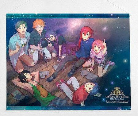 KING OF PRISM -Shiny Seven Stars- B3タペストリー エーデルローズ画像