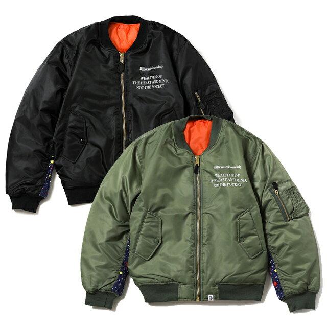 メンズファッション, コート・ジャケット BILLIONAIRE BOYS CLUB REVERSIBLE MILITARY JACKET MA-1 BBCJP193X005 CASUAL IMPORT 1