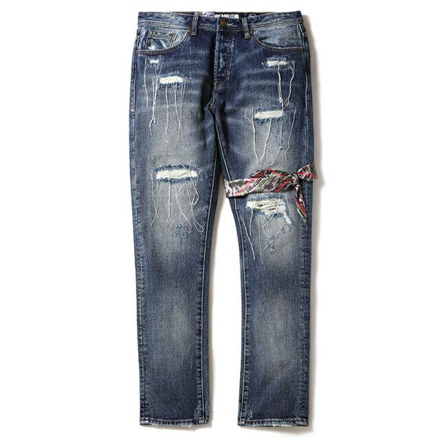 メンズファッション, ズボン・パンツ BILLIONAIRE BOYS CLUB JEANS BB JET WASH DENIM 891-6107 3,980