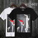 "【NO COMMENT PARIS (ノーコメントパリ)】 T-shirt (半袖Tシャツ) ""T Shirt love-my-louboutin [NCTEND01]"" 【2017年6月入荷予定先行予…"