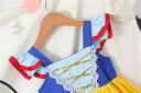 白雪姫 ドレス 仮装 キッズ コスチューム 女の子 ハロウィン プリンセスドレス 衣装 コスプレ ワンピース なりきり プリンセス 子供用 パーティー マーメイド 子供ドレス 子供服 お姫様 キッズドレス 子どもドレス 子供用ドレス コスプレ衣装 ハロウイン こども MTE1869 3