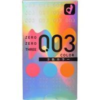 【20個セット】【送料・代引き手数料無料】 コンドーム/ゼロゼロスリー 003×20個セット 【正規品】