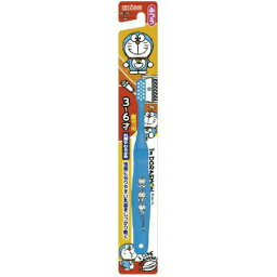 【5個セット】 エビス アイムドラえもん歯ブラシ 3-6才 ふつう 色おまかせ×5個セット 【正規品】