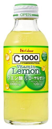 C1000ビタミンレモンクエン酸&ローヤルゼリー(140mL*30本入)【正規品】