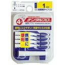 【5個セット】 デンタルプロ 歯間ブラシ I字型 サイズ1 (SSS) 4本入×5個セット 【正規品】
