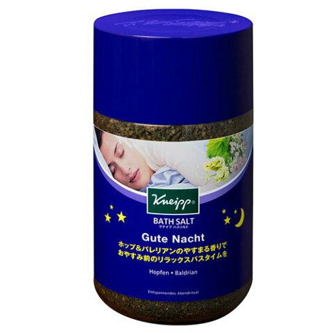 【5個セット】 クナイプ グーテナハト バスソルト ホップ&バレリアンの香り×5個セット 【正規品】