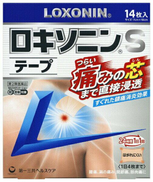 肩こり・腰痛・筋肉痛の薬, 第二類医薬品 2S 14
