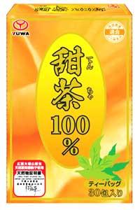 【10個セット】ユーワ 甜茶 100% 30包×10個セット 【正規品】 ※軽減税率対応品 てんちゃ