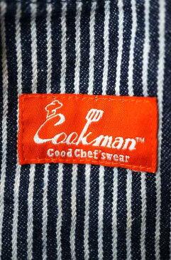 クックマン cook man イージーパンツ メンズ - 青系 JPN:L ストライプイージーパンツ【中古】【ブランド古着バズストア】【301018】