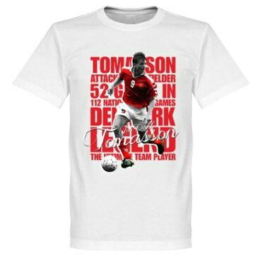 デンマーク代表 トマソン レジェンドTシャツ 半袖 RE-TAKE(正規品/メール便可/メーカーコードPNN-2638P)