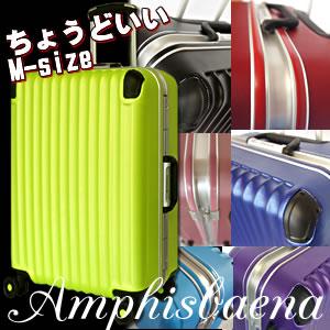 スーツケース中型 TSAロック搭載 キズに強いマットタイプスーツケーススーツケース キ...
