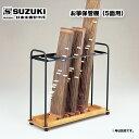 鈴木楽器製作所 お箏保管棚(5面用) 全長90cm以上の箏を5面収納できます / スズキ SUZUKI