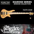 シェクター SCHECTER ベース / STILETTO SESSION 5   AD-SL-SS5 スティレット セッション5 5弦ベース カラー:ナチュラル ダイヤモンドシリーズ 2016年モデル 送料無料