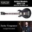 シェクター SCHECTER / 6661 LH | AD-A7X-VG-6661-LH | Zacky Vengeance (Avanged Sevenfold) ザッキー・ヴェンジェンス レフトハンド 送料無料