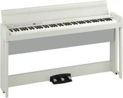 コルグC1Air/KORG電子ピアノC1エアブラック(黒)ホワイト(白)ブラウン(茶)レッド(赤)ウッデン・ブラック(黒木目)Bluetoothオーディオ対応