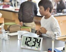 鈴木スクールタイマー5プラスSTEX-05Pスズキタイマー、アラーム、時計としてご使用していただける便利なスクールタイマー5plus大画面スクールタイマー4の1.5倍送料無料