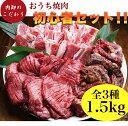 肉 福袋 焼肉 焼肉セット タン メガ盛り 2人 2人前 約 1kg 4人 から 5人 厚切り わけあり 訳あり パーティーセット カルビ ハラミ 小分け 冷凍食品 個包装 肉卸のこだわり★おうち焼肉初心者セット(1.5kg)