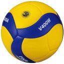 最大10%引クーポン バレーボール 4号球 検定球 ミカサ MIKASA V400W 楽天スーパーSALE