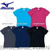 20%OFF ミズノ mizuno アスレチックウエア レディース Tシャツ 86TF240 AWP5