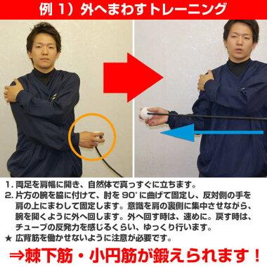 肩のインナーマッスルを鍛える!<野球練習用品>インナーマッスルボールC号byフィールドフォース