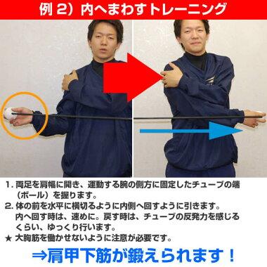 野球練習用品インナーマッスルボールC号byフィールドフォース【あす楽対応】