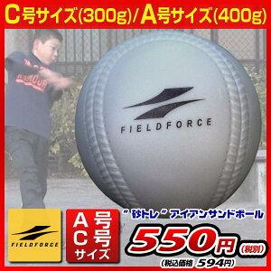 クーポン アイアンサンドボール フィールドフォース バッティング トレーニング ソフトボール プレゼント