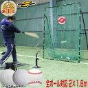 野球 練習 ネット 硬式 軟式M号・J号 ソフトボール 対応 2m×1.6m ターゲット付き 打撃 バッティング 硬式野球 軟式野球 FBN-2016H フィールドフォース トレーニング その1