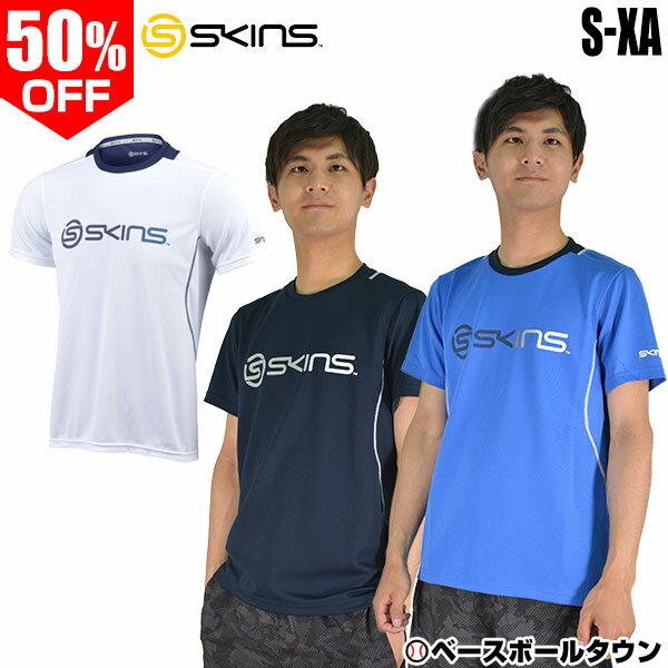 SKINS『SKIN FITショートスリーブシャツ』