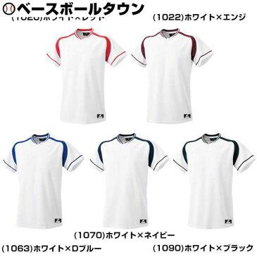 20%OFF 最大14%OFFクーポン SSK ベースボールシャツ 2ボタンプレゲームシャツ BW2200 取寄