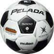 24%OFF サッカー館 名入れ可(有料) モルテン サッカーボール ペレーダ5000土用 5号球 スノーホワイト×メタリックブラック F5P5001 あす楽 SC_P3