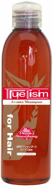 TrueLismアロマシャンプー(ピーチ&ストロベリー 220ml)
