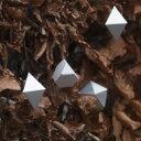 【クリアランスSALE 40%off】【ポイント10倍】【メール便可】kolor ペーパーオーナメント PAPER JEWELRY (silver)