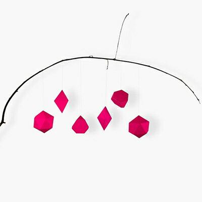インテリア小物・置物, その他 kolor PAPER JEWELRY (neon pink)